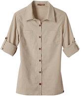 Prana Women's Sutra Button Down Shirt