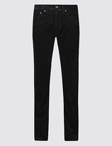 M&S Collection Straight Fit Corduroy Trousers