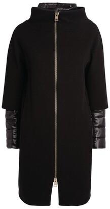 Herno 2-in-1 Zip-Through Coat-Jacket