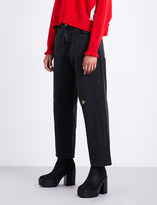 Undercover Straight high-rise jeans