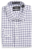 Nordstrom Smartcare TM Traditional Fit Plaid Dress Shirt
