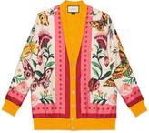 Gucci Garden exclusive reversible cardigan