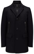 Hugo Boss Boss Green C-coant Coat, Dark Blue