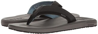 Reef Contoured Cushion (Brown) Men's Sandals
