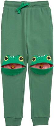 Boden Kids' Applique Jogger Pants