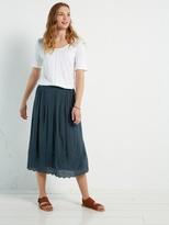 White Stuff Lauren midi skirt