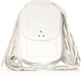 Jerome Dreyfuss Jerry Leather Shoulder Bag