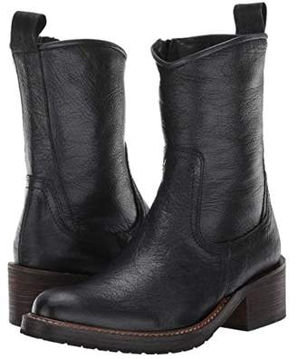 Free People Lynden Ankle Boot (Black) Women's Shoes