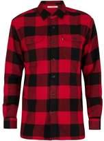 Levi's Men's Jackson Worker Shirt, Red