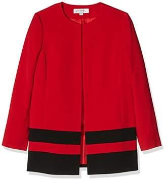 Tahari ASL Women's Sophie Long Sleeve Jacket,(Manufacturer Size:8)