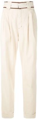 Framed Sierra clochard trousers