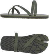 Neil Barrett Thong sandals
