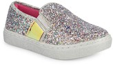 Steve Madden Girl's Jspinner Slip-On Sneakers