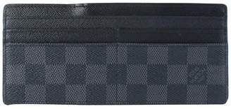 Louis Vuitton Navy Cloth Small bags, wallets & cases