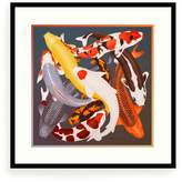 Arlette Ess Koi II Art Print Colour Small