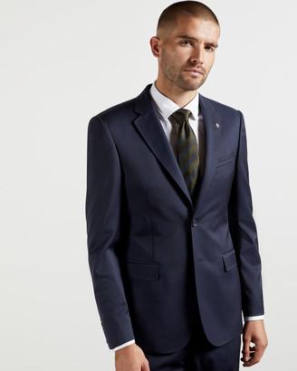 Ted Baker FRANFJ Debonair twill wool suit jacket