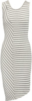 Kain Label Cabana ribbed stretch-jersey dress