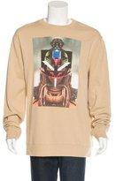 Givenchy Warrior Graphic Sweatshirt