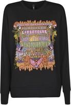 Neil Barrett Animal Printed Sweatshirt
