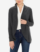 The Limited Cashmere Open Front Cardigan