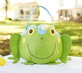 Pottery Barn Kids Frog Treat Bag