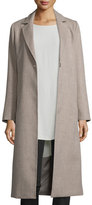 Eileen Fisher Fisher Project Calf-Length Alpaca Coat