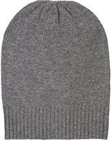 Barneys New York Men's Cashmere Beanie-GREY