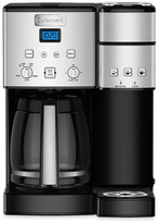 Cuisinart Coffee Maker and Single Serve Brewing System