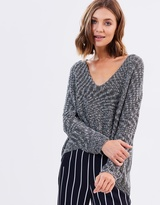 Living Doll Salt 'N Pepper Knit