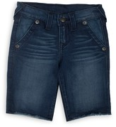 True Religion Boys' Denim Shorts