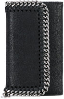 Stella McCartney chain detail iPhone case - women - Polyester - One Size