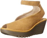 Fly London Women's Yala Perf Dress Sandal
