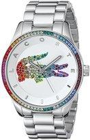 Lacoste Women's 2000869-VICTORIA /Rainbow Watch