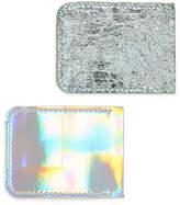 City Streets Phone Case Sticker Slim Fold Wallet