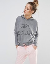 Noisy May Girl Squad Cropped Sweater
