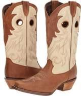 Durango Crush 12 Off the Collar Cowboy Boots