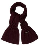 Burberry Wool Knit Scarf