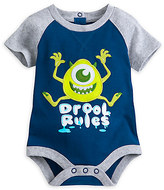 Disney Mike Wazowski Cuddly Bodysuit for Baby