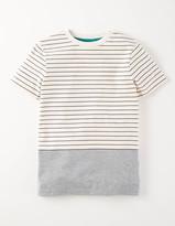 Boden Engineered Stripe T-shirt