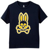 Psycho Bunny Double Outline Tee (Toddler, Little Boys, & Big Boys)