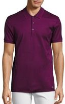 Versace Solid Polo