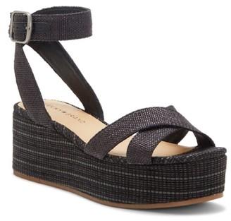 Lucky Brand Bikaro Wedge Sandal