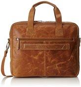 Bodenschatz Men's Top-Handle Bag Brown Braun (camel 42)