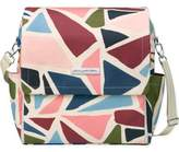 Petunia Pickle Bottom Boxy Backpack Diaper Bag in Kaleidoscope