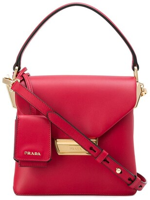 Prada Top Handle Mini Bag