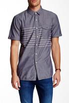 Jeremiah Gil Printed Short Sleeve Regular Fit Shirt
