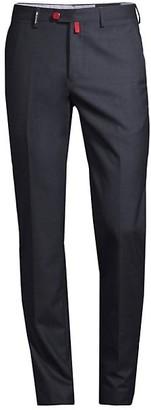 Kiton Wool Dress Pants