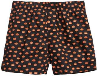 Banana Republic Pumpkin Boxer