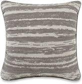 Kenneth Cole New York Dovetail Granite Throw Pillow in Grey
