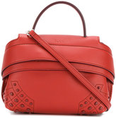 Tod's studded shoulder bag